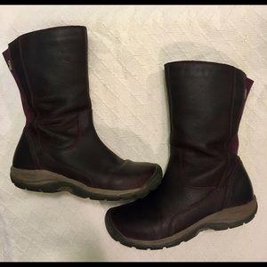 Keen Shoes - KEEN Women's Presidio Mid Calf Boots Size 7
